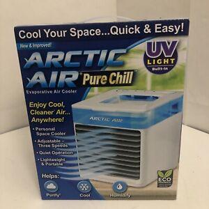 Arctic Air AAUV-MC4 Cooling Evaporative Cooler - White