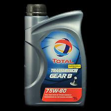 Getriebeöl Total Trans.gear 8 75w80 1 Liter