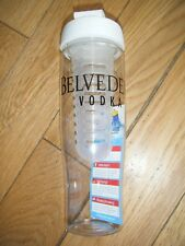 BELVEDERE VODKA H20 ACTIVE INFUSION WATER SPORTS BOTTLE CARRIER BN LOVE ISLAND