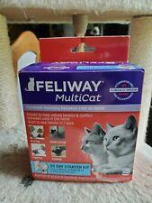 Ceva Animal Health Feliway MultiCat Starter Kit for Cats Exprd 11/2020