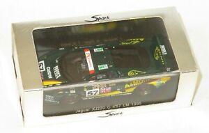 1/43  Jaguar XJ220  PC Automotive  Le Mans 24 Hrs 1995 #57 Weaver/Piper/Needell