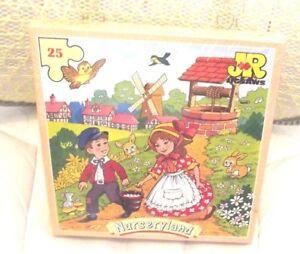 Nurseryland Jigsaw 25 piece Brand New Jigsaw Puzzle by JR jigsaws
