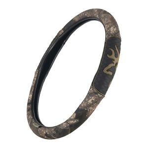 Browning Steering Wheel Cover Pistol 2 Grip - Realtree Timber Camouflage
