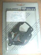 PEUGEOT 404 util-504 L-J.7 après 76 joints carburateur SOLEX 32/34 BICSA -2 à 10
