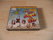 Doppio CD SUPER HITS 1988: Sandra Ofra Haza Sheree Breathe Yazz il Harrow Blue