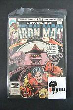 2.5 Gd+ Good+ Iron Man # 169 Canadian Euro Variant Owp Yop 1983