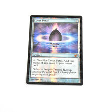 MTG LOTUS PETAL From the Vault: Exiled (LP) English Mythic FOIL