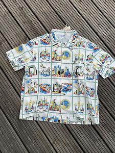 LVC, Levis Vintage Clothing,Souvenir Shirt,Size Large ,neu und Ungetragen