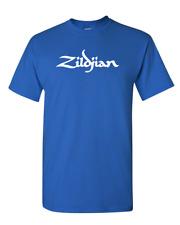 Zildjian Cymbals logo T-Shirt music instrument t-shirt