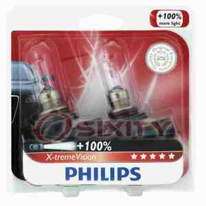 Philips Daytime Running Light Bulb for Scion FR-S 2013-2016 Electrical ea