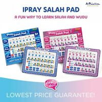 iPray Salah Pad by Desi Doll - iPad Children Muslim Islamic Toys Quran Baby Gift