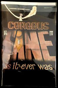 Cerebus #70; Grading: VF+