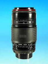 Sigma zoom AF-APO 3.5-4.5/70-210mm pour Nikon AF Objectif Lens objectif - (80634)