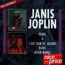 Janis Joplin Pearl/I got dem ol' kozmic blues again mama! (1971/69) [2 CD]