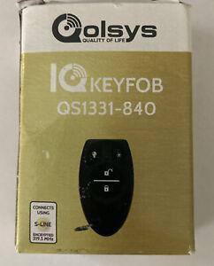 Qolsys IQ S-Line Encrypted Keyfob, QS1331-840