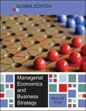 Managerial Economics and Business Strategy by Baye 2013 PB 170123