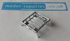 Corgi 485 Mini Countryman reproduction Chromed Plastic Roof Rack