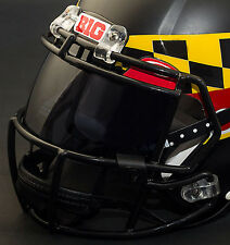 *CUSTOM* MARYLAND TERRAPINS NCAA OAKLEY Football Helmet EYE SHIELD / VISOR