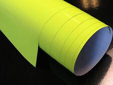 Apfel Grün glanz Folie Wrapping Car Auto Folien Blasenfrei Luftkanäle