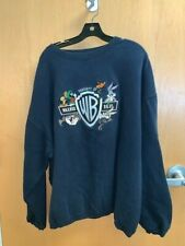 Property of Warner Bros. Blue Sweatshirt - XXXL