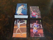 1992 Classic---World Class Athletes---Lot Of 41---Dupes---NrMt