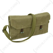 WW2 Russian Anti Tank Rifle Cartridge Bag - Toggle - Repro Army Satchel Pack New