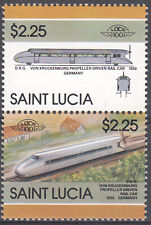 More details for lot fe38..st. lucia..1986.. wrong name..
