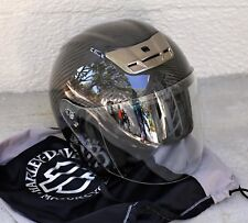Harley-Davidson Small FXRG Carbon Fibre Motorcycle Helmet