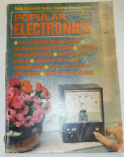 Popular Electronics Magazine Extender Ignition System October 1969 121614R3