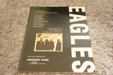 The Eagles 2001 congrats ad sold out shows, Don Henley, Glenn Frey, Joe Walsh