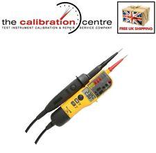 GENUINE FLUKE T150 VOLTAGE CONTINUITY ELECTRICAL 2 POLE TESTER