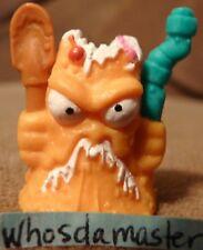 The Trash Pack UFT Series 1 #91 STALE CAKE Orange Mini Figure Mint OOP