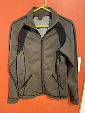 WOMENS FITS EQUESTRIAN HORSE RIDING JACKET TAUPE BROWN SIZE SMALL
