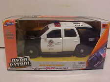 2010 Chevy Tahoe Police SUV Die-cast 1:32 Jada Toys 5 inch LAPD Los Angeles
