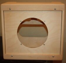rawcabs hand made 5F2A narrow panel pine Princeton 1X10 empty combo cabinet