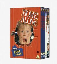 Home Alone/Home Alone 2 /Home Alone 3/Home Alone 4 DVD New