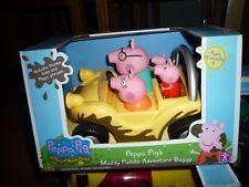 Peppa Pig Muddy Puddle Adventure Buggy giocattolo del veicolo (nuovi e confezionati)