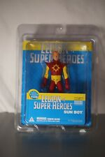 DC DIRECT Legion of Super-Heroes SUN BOY Action Figure NEW in Package