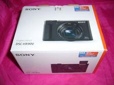 SONY Cyber-shot DSC-HX90V 18.2 MP Digitalkamera schwarz Kompaktkamera OVP
