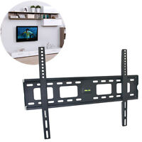 LCD LED PLASMA FLAT TILT TV WALL MOUNT BRACKET 32 37 42 46 50 52 55