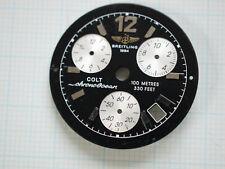 29.3mm Navi Black Dial Used Breitling Colt ChronoOcean 100m/330Ft Ø