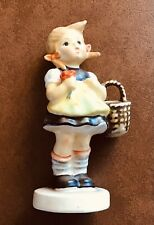 New Listing1962 Goebel Hummel Girl Basket Flower Figurine W. Germany