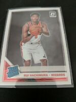 2019-20 Donruss Optic #188 Rui Hachimura Wizards RC Rookie