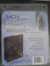 Moview Move Your View - Flush Mount For TVs & Flat Monitors Up To 30""