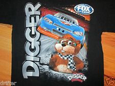 the adventures digger and Friends Fox Sports T Shirt Size M