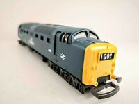 OO gauge Lima 217 BR Blue Class 55 Deltic 9006 Fife & Forfar Yeomanry - Spare or