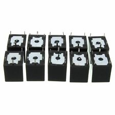 10Pcs SRA-12VDC-CL DC 12V  20A PCB General Purpose Relay 5 Pin SPDT 15x11x13mm