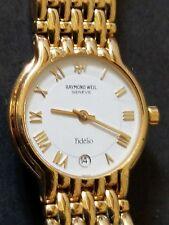 Raymond Weil Fidelio 18k Gold Electroplated  Watch  Ladies  4702