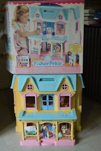 Ma House Dream Catcher fisher price Furniture And Character IN Box 1994