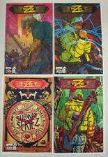 KEY OF Z # 1 2 3 4 Comic Set 1ST PRINT Claudio Sanchez Amory Wars ZOMBIES Coheed